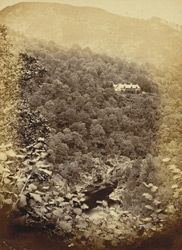 Pass Of Killiecrankie, The Soldier's Leap